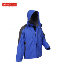High quality battery powered heated jacket liner motorcycle clothing