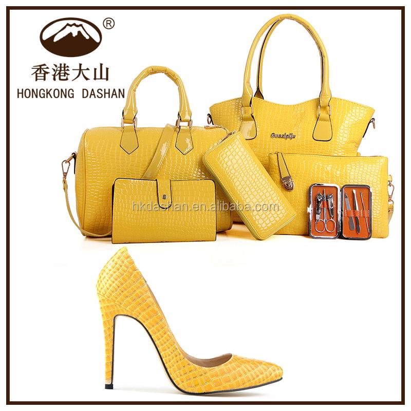 Handbags Set Black Beautiful European Las China Online Shoe Whole Alibaba