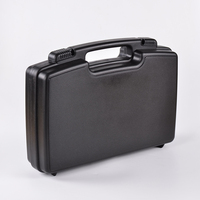 Two Way Radio Carry Hard Travel Case with Customizable Foam MM-TB006