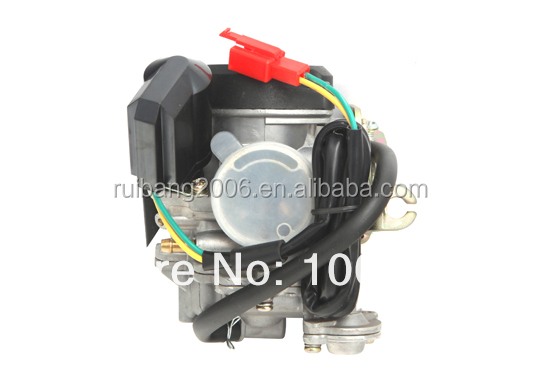 20mm GY6 50cc ATV SCOOTER MOPED CARBURETOR 139QMB Runtong Carburetor