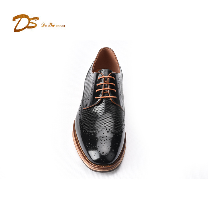 hot leather Factory men fashion sales leather casual new design shoes OdPqf