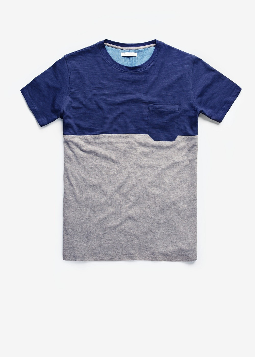 nice design new style mens pocket oem t shirt customized