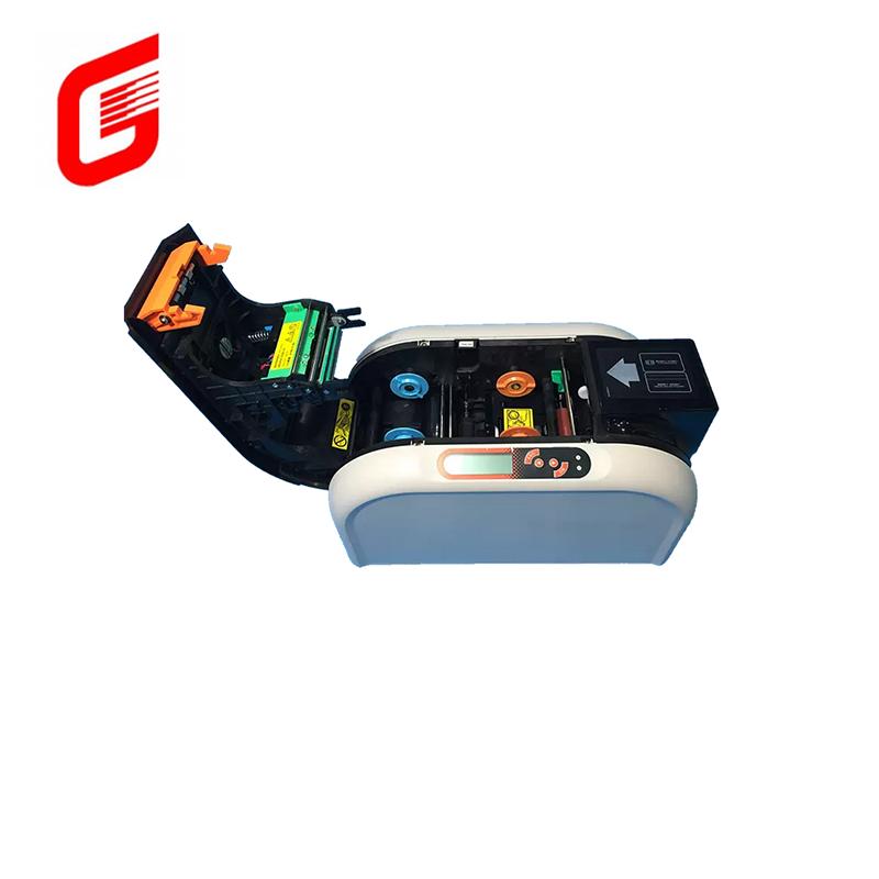 Nhà máy trực tiếp HiTi CS-220e Máy Tính Để Bàn CR80 Nhựa Máy In Thẻ ID