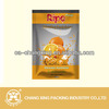 laminated Foil Bags candy sugar bags with tear notch Ziplock bags