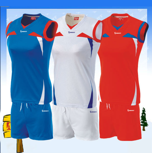 VOU-1 Tennis & Volleyball Uniform for women