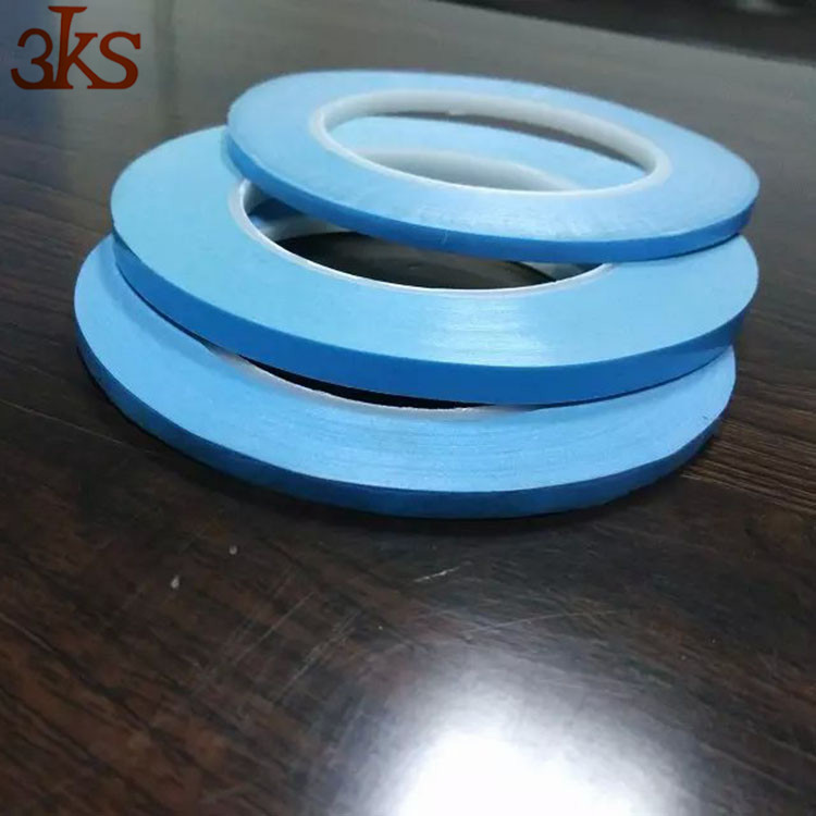 made in China high quality 1 <strong>roll</strong> low MOQ for CPU GPU thermal tape gold
