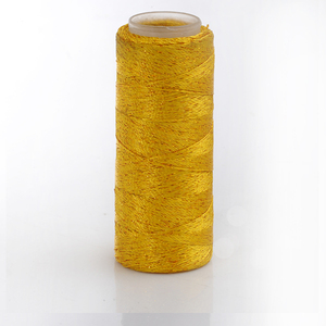 Small embroidery thread Gold thread for embroidery