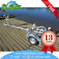 Brand new torsion axle boat trailer with great price