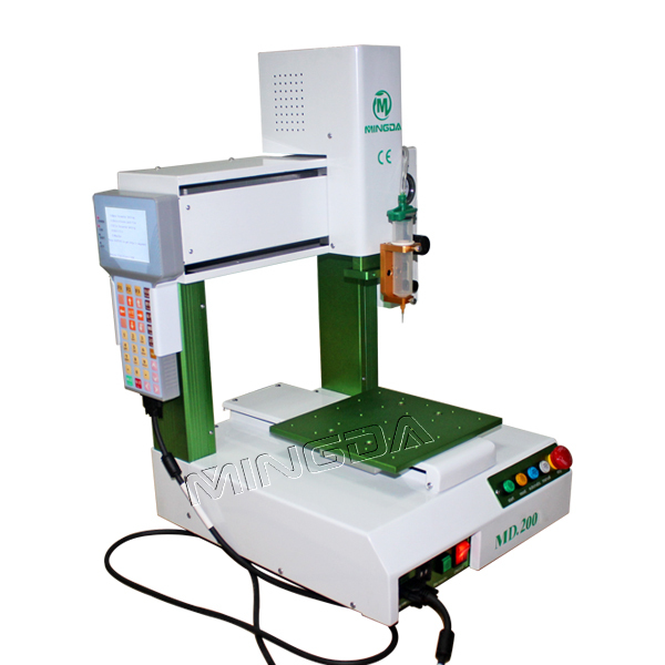 Automatic Dispensing Systems ~ Automatic hot melt glue dispensing machine smt