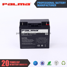 Electronic Efficiency China Manufacturer 12v 17ah Ups Battery