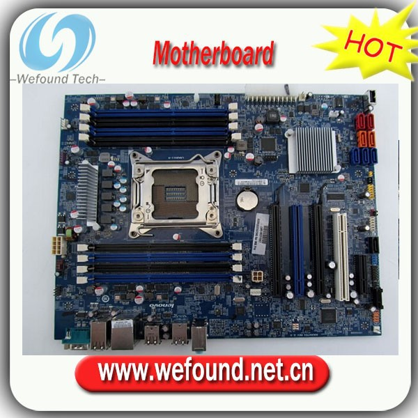 100% Tested For Lenovo Thinkstation S30 X79 Desktop Motherboard ...
