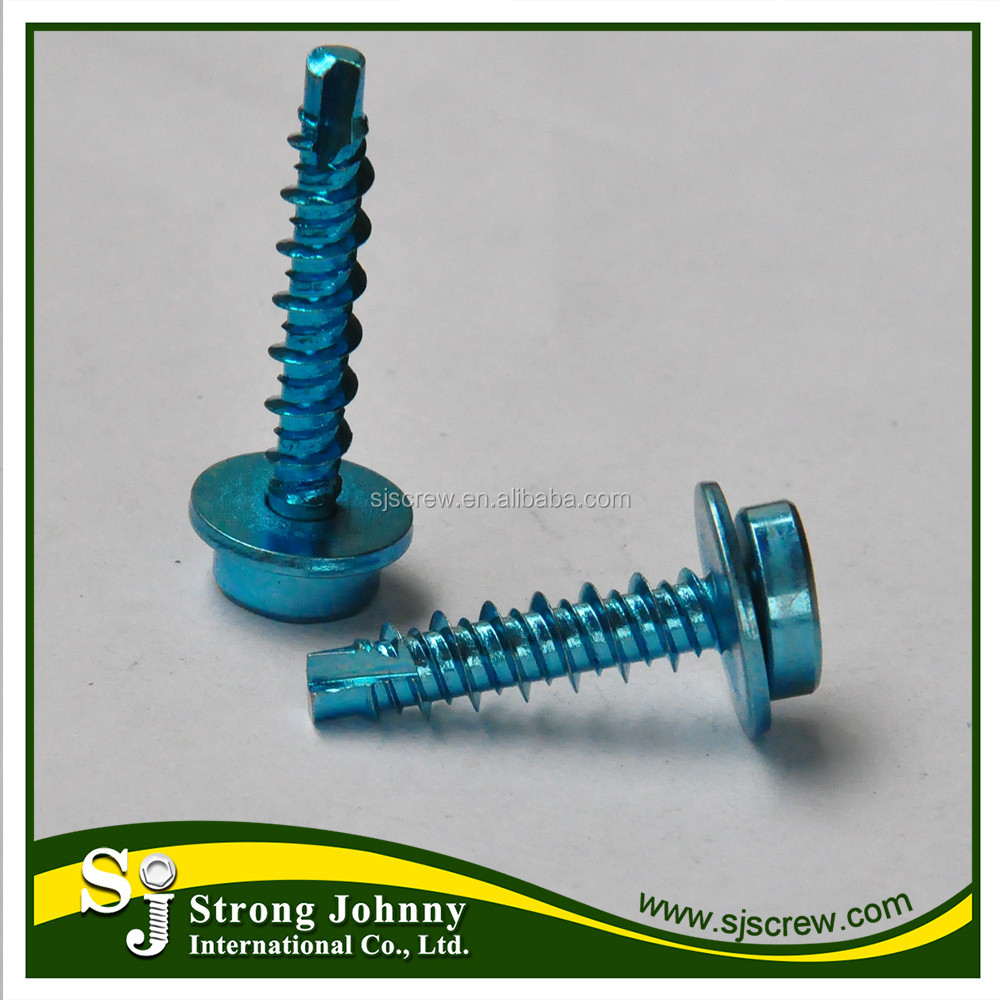 Hot selling sems screw m4 cross recess