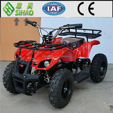 36V 500W 24V 350W kid electric atv