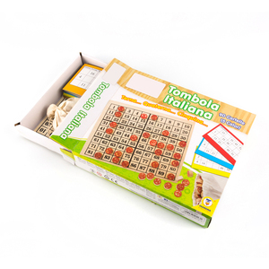 Latest Design Bingo Game Set Bingo Chips