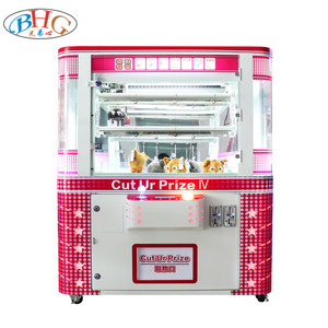 cut ur prize toy scissors crane machine coin operated scissors cut gift machine