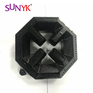 high pressure commercial cooking cast iron gas ring burner