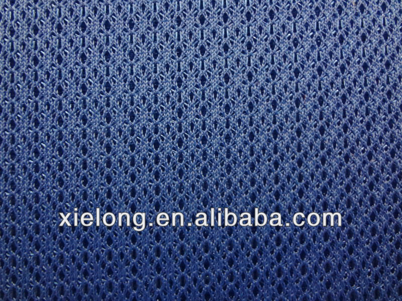 100% Polyester Fabric 3Dair mesh high elastic hight breathable nylon fabric mesh