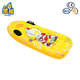 Popular PVC inflatable roller surf board with handles