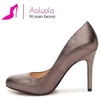 Latest Designer Picture Sandal High Heel Dress Pump Shoes Pencil