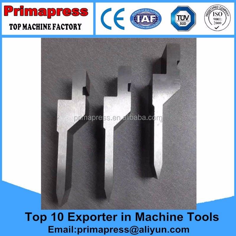 Hot China products wholesale Amada press brake tools/upper punch price