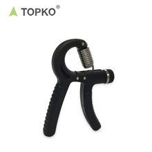 TOPKO wholesale strengthener hand grips hand exerciser fitness PP hand grip