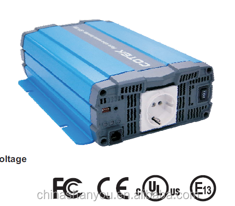 COTEK new SP series power inverter