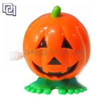 Led Halloween Decoration Lighted Plastic Pumpkin, Halloween Inflatable Haunted House Pumpkin ,Free Halloween Contacts Pumpkin