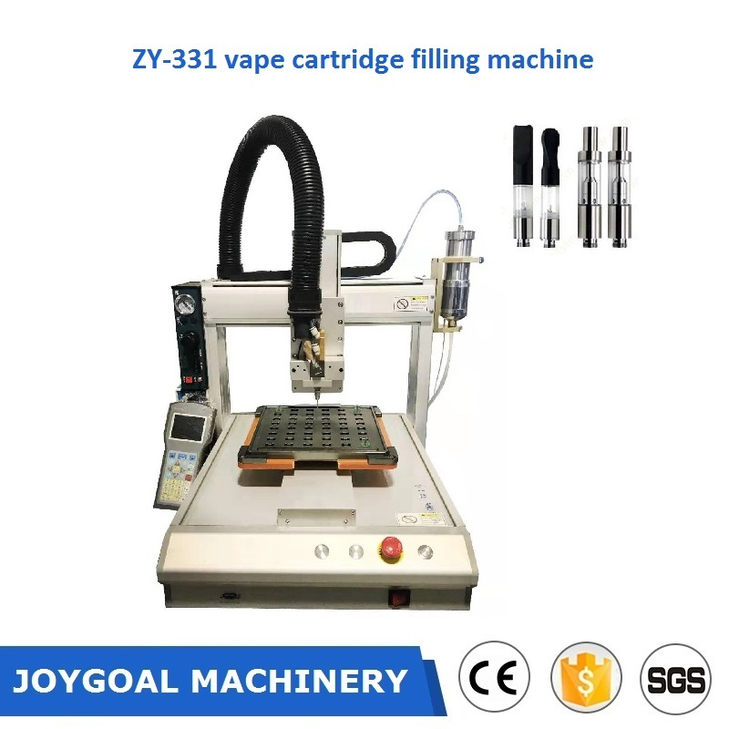 New product 2017 electric cigarette oil filling machine with good price