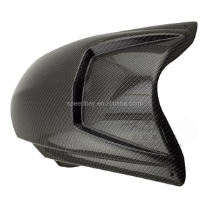 BWS 125X Motorcycle Scooter Front Headlight Headlamp Cover Guard Fairing