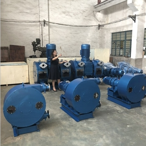 Own factory filter press water treatment Industrial Squeeze Peristaltic Pump