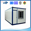 shipping standard foldable living prefabricated house container