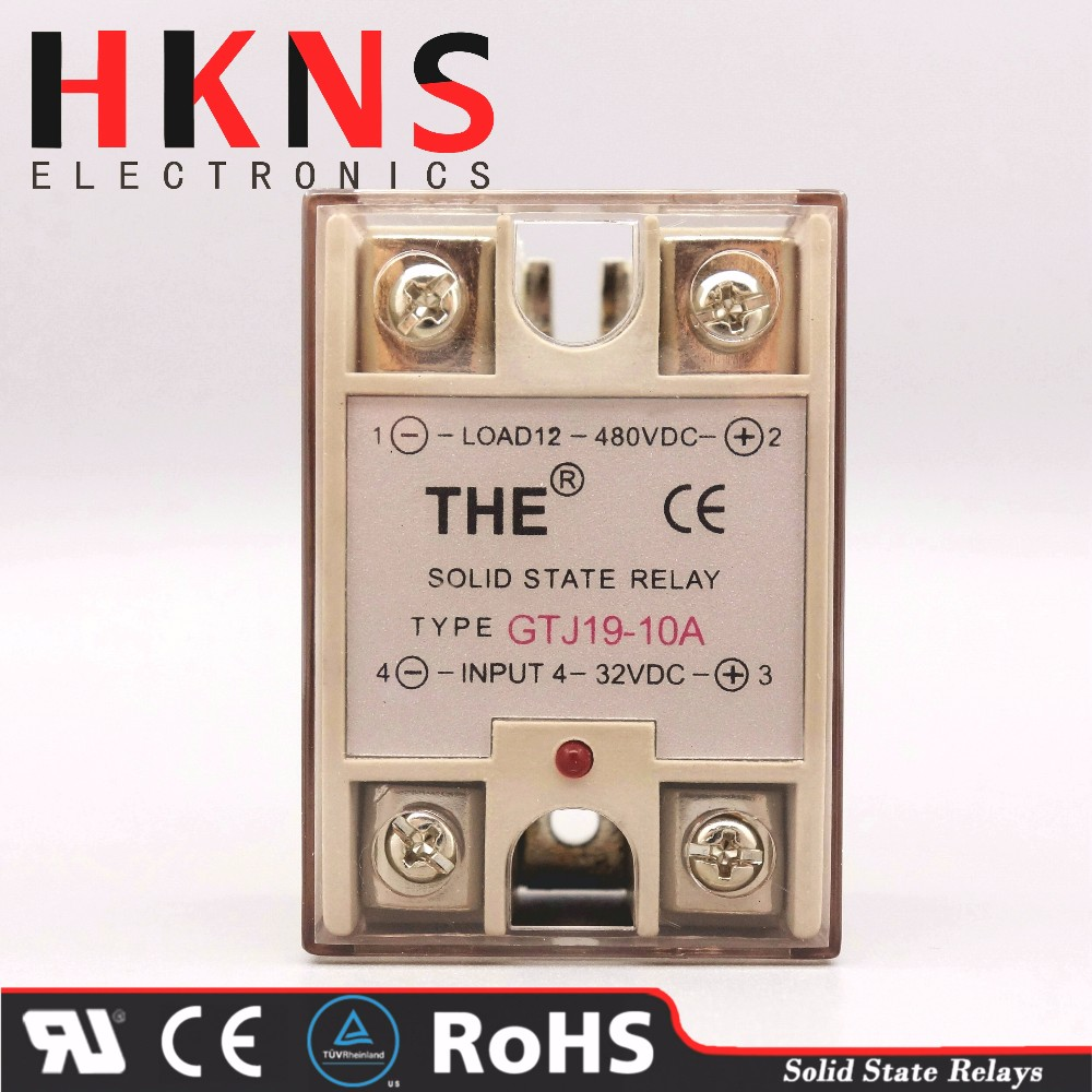 32vdc Input Dc To 10a Crydom Solid State Relay Ssr Tuv Ul Rohs Ce Description