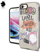 2019 Hot best selling 360 cheap clear cell PC cover 3d sublimation mobile phone case for samsung note 9