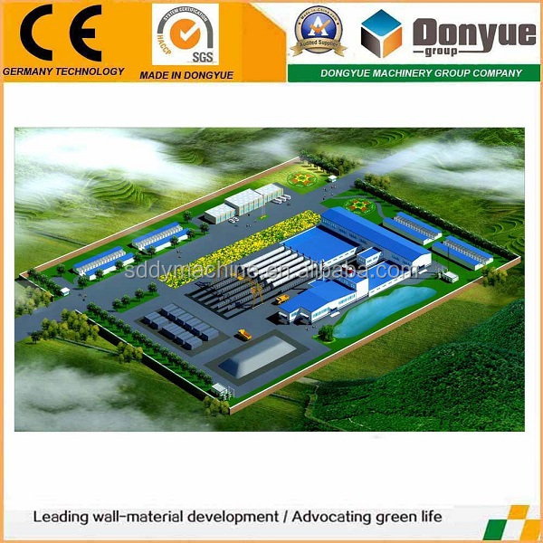 Aac Block Project Report Pdf Process Aac Plant Manufacturing - Buy