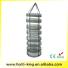 8 Tiers Garden/Greenhouse/Hydroponic Round Herb Dry Rack