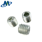 Hexagon Socket Set Screws Set Screws Hexagon Socket Set Screws With Flat Point Made In China