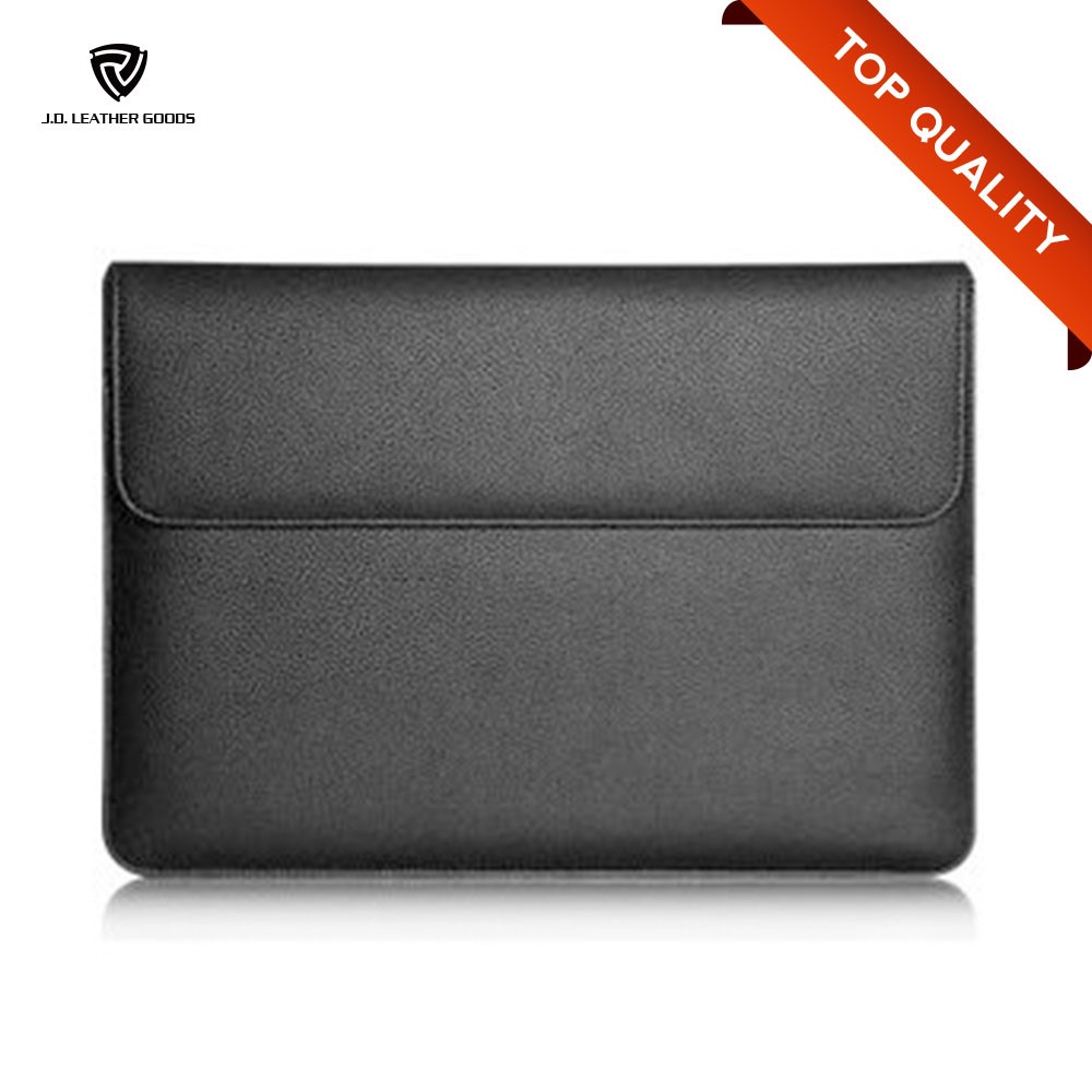 Genuine Leather Laptop/PAD/Flat Computer Case/13 Inch Leather Tablet PC Case