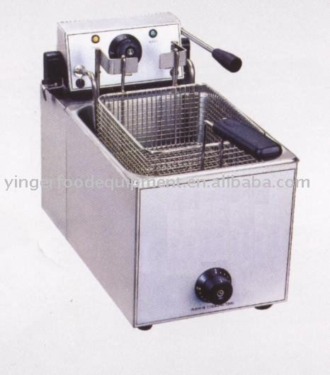 Counter top electric auto lift-up fryer(kitchen equipment)