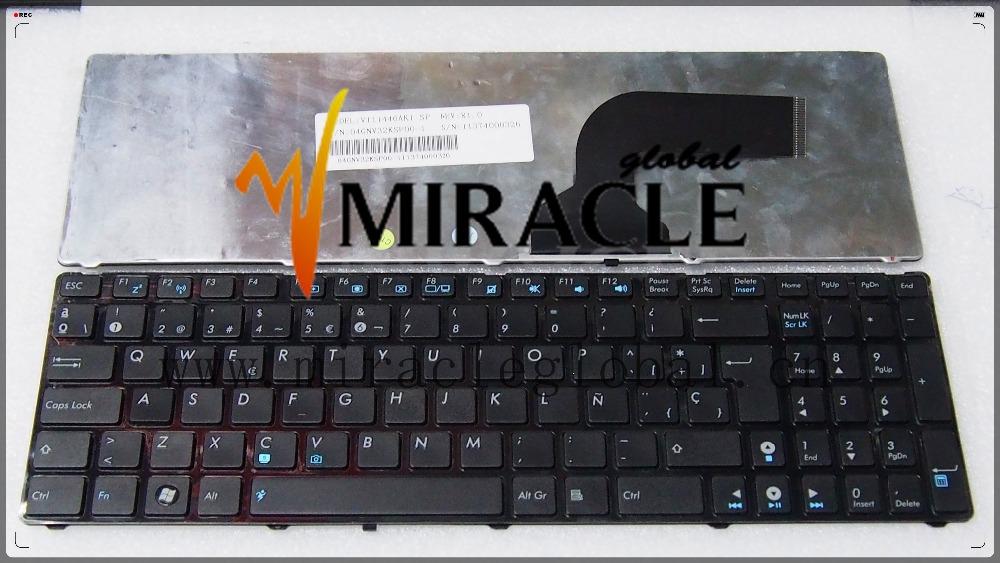 Asus G60J Notebook Keyboard Update
