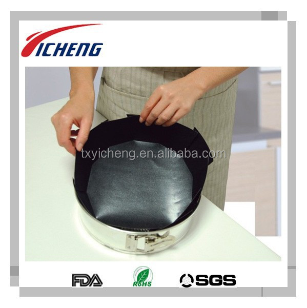 PTFE Non-stick Reusable loaf pan heat resistant baking Cake Tin Liners