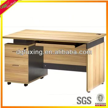 Cherry Computer Table With Shelf Standard Desk Height Small Folding