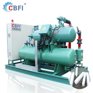 Agitator Instead of Water Pump ice block making machine price