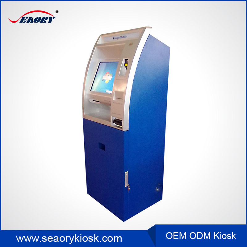 Automatic Business Card Dispenser Prepaid Cards Vending Machine ...