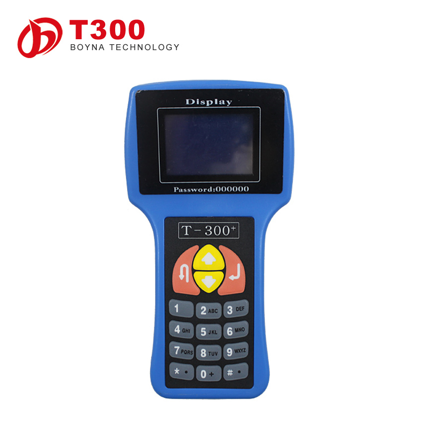 T300 Key Programmer V17.8 Universal Car Key Transponder English & Spanish