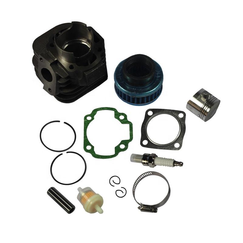 Cylinder Piston Kit For Polaris Scrambler 90 90cc Gaskets Pin Clips 2001-2003