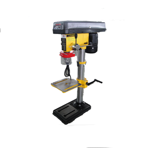 16mm bench drill press machine with 310mm swing 12 spindle speed SP5216A-II