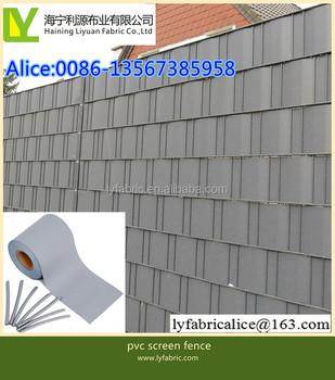 Sichtschutz Zaunfolie Windschutz Sichtschutzstreifen Doppelstabmattenzaun Zaune Buy Pvc Sichtschutz Pvc Tarpaulin Zaunblende Pvc Product On