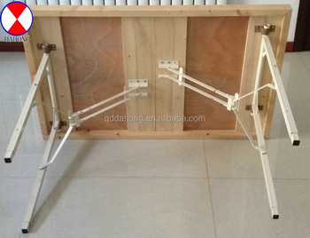 Genial Adjustable Folding Table Leg MT1501 For Wooden Table