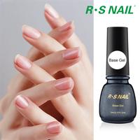 Easy soak off good adhesion base coat for nail