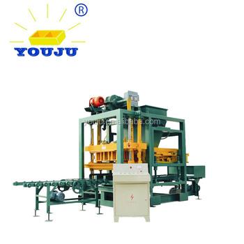 Qtj4 25 concrete block making machineblock diagram lathe machine qtj4 25 concrete block making machineblock diagram lathe machine for tonga ccuart Images
